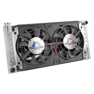 Flex-a-Lite® - Slim Profile Crossflow Radiator