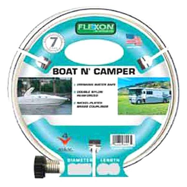 Flexon Lawn Garden Hose RVM1225 12 25 Clear Water Hose