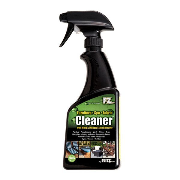 Flitz Olc 20106 Outdoor Living Furniture Spa And Fabric Cleaner 1 Pt