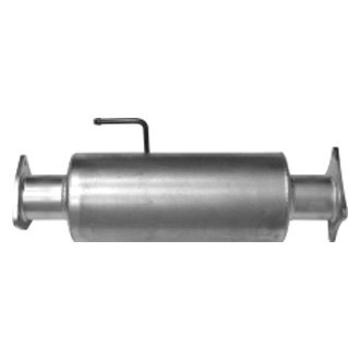 Flo-Pro® - DPF Race Pipe with Muffler