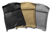 Husky Liners® - WeatherBeater™ Floor Liners Color Options