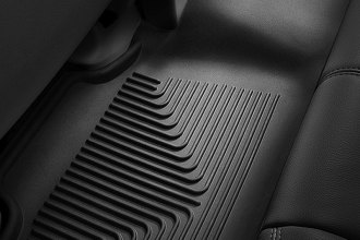 Husky Liners® 53661 - X-Act Contour™ Floor Liners (2nd Row, Black)