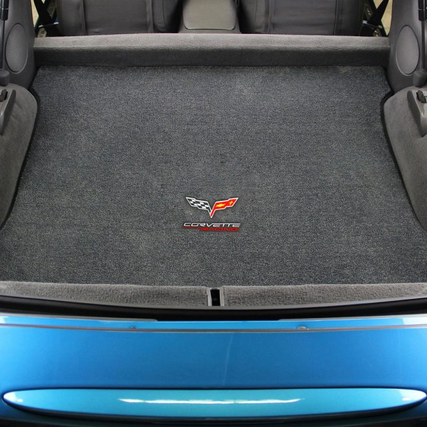 Image may not reflect your exact vehicle! Lloyd® - Luxe™ Cargo Mats