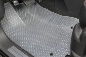 Image may not reflect your exact vehicle! LLOYD� - Clear Protector� Floor Mats