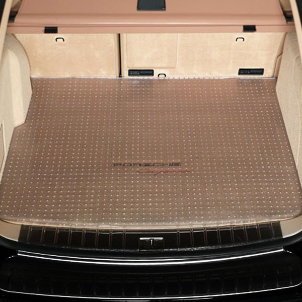 Image may not reflect your exact vehicle! Lloyd® - Clear Protector™ Cargo Mats