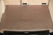 Image may not reflect your exact vehicle! LLOYD� - Clear Protector� Cargo Mats