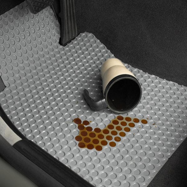 Image may not reflect your exact vehicle! Lloyd® - RubberTite™ Floor Mat