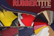 Lloyd® - RubberTite™ Mats Fun Colors