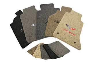 Image may not reflect your exact vehicle! LLOYD� - TruBerber� Floor Mats Colors