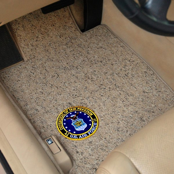 Image may not reflect your exact vehicle! Lloyd® - TruBerber™ Floor Mat
