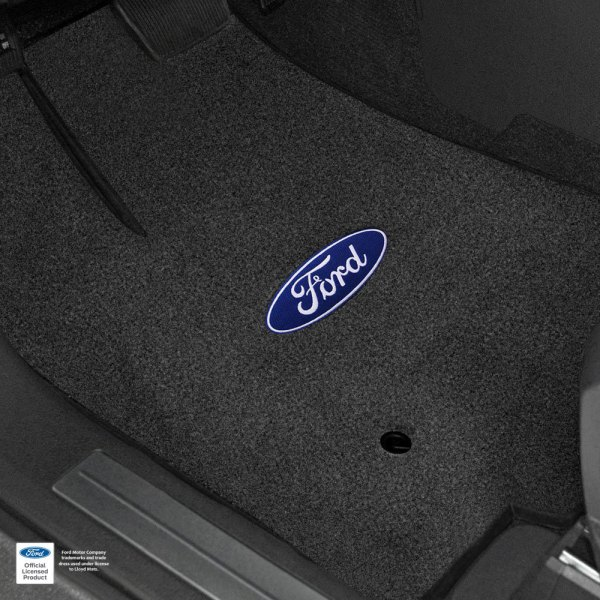 Image may not reflect your exact vehicle! Lloyd® - Velourtex™ Floor Mat