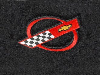 LLOYD� - Velourtex� Floor Mats - Logo Example