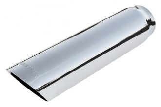 Flowmaster® - Polished Stainless Steel Angle Cut Weld-On Tip