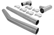 Flowmaster® - Aluminized Steel Balance H Pipe Kit