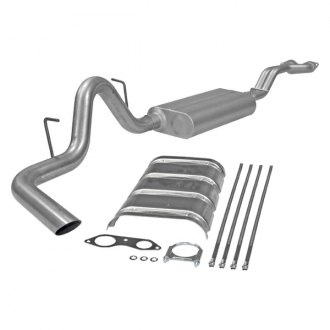 Flowmaster® - Force II™ Single Cat-Back Exhaust System