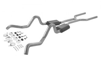 Flowmaster® - American Thunder™ Dual Header-Back Exhaust System