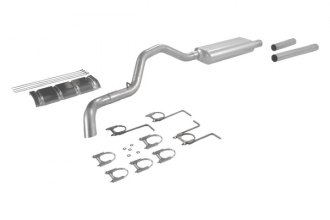Flowmaster® - Force II™ Aluminized Steel Cat-Back Exhaust System