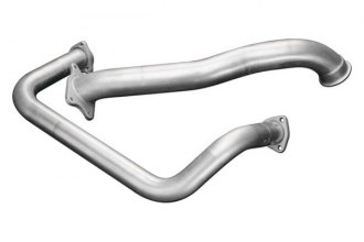Flowmaster® - Turbo Diesel Aluminized Steel Down Pipe Kit