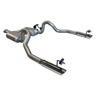 Flowmaster® - Force II™ Dual Cat-Back Exhaust System