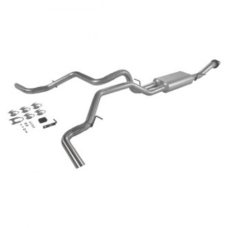 Flowmaster® - American Thunder™ Dual Cat-Back Exhaust System