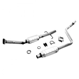 Flowmaster® - Direct Fit Standard Grade Stainless Steel Federal Catalytic Converter with Ceramic Substrate