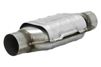 Flowmaster® - 282 Series Stainless Steel OBDII Oval Catalytic Converter