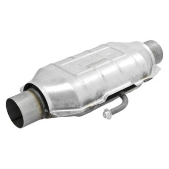 "Flowmaster® - 290 Series Universal Fit Oval Body Catalytic Converter (2.5"" ID, 2.5"" OD, 16.5"" Length)"