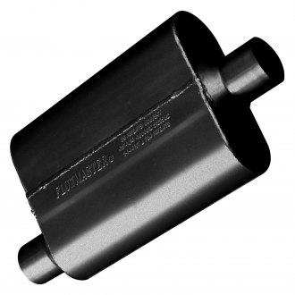 FLOWMASTER® - 40 Series Original Aluminized Steel Muffler