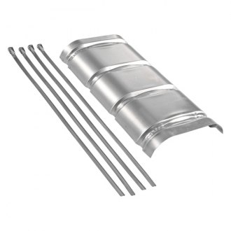 Flowmaster® - Aluminum Heat Shield Kit For 70 Series Big Block™ II Muffler