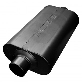 "Flowmaster® - Super 50 Series Delta Flow™ (SUV) Aluminized Steel Performance Diesel Muffler (3"" Inlet / 3"" Outlet)"