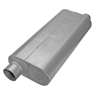 Flowmaster® - 70 Series Delta Flow™ Aluminized Steel Diesel Big Block Muffler