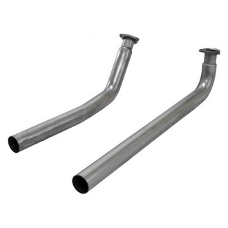 Flowmaster® - Stainless Steel Dual Downpipe Kit