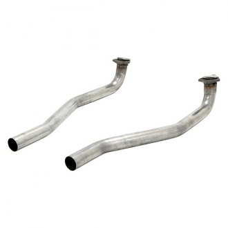 Flowmaster® - Stainless Steel Dual Downpipe