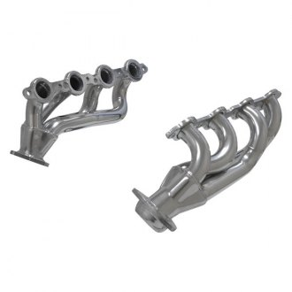 Flowmaster® - Scavenger Series Elite 4-1 One-Piece Style Stainless Steel Silver Ceramic Coated Short Tube Exhaust Headers