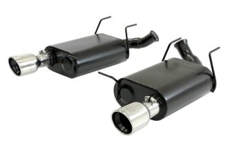 Flowmaster® - Force II™ Stainless Steel Dual Axle-Back Exhaust System