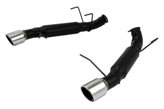 Flowmaster® 817592 - Outlaw™ Stainless Steel Dual Axle-Back Exhaust System (Aggressive Sound)