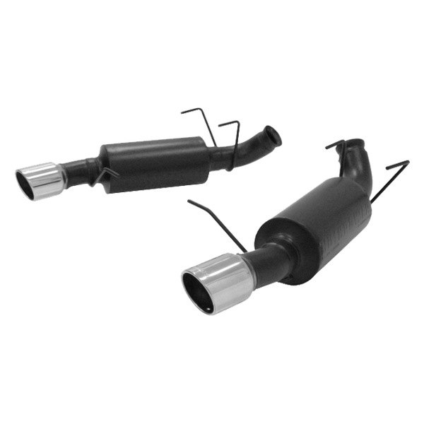 Flowmaster® - American Thunder™ Stainless Steel Axle-Back Exhaust System (Dual Rear Exit)