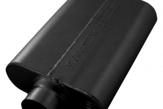 Flowmaster® - 50 Series Delta Force™ Stainless Steel 3-Chamber Race Muffler
