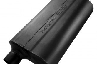 Flowmaster® - Super 50 Series Delta Flow™ (SUV) Stainless Steel Performance Muffler