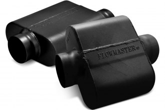 Flowmaster® - 10 Series Delta Force Single Chamber Race Muffler