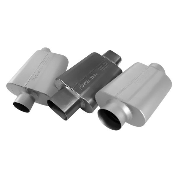 Flowmaster® - 40 Series Delta Force™ 2-Chamber Race Mufflers