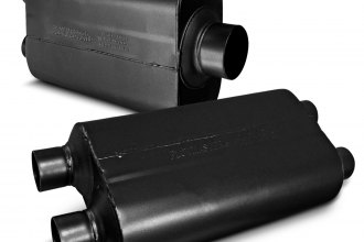 Flowmaster® - 50 Series HD Delta Flow™ Stainless Steel Muffler