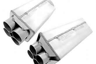 Flowmaster® - Scavenger Series Race Collector Muffler