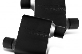 Flowmaster® - Super 10 Series Delta Flow™ Stainless Steel Muffler