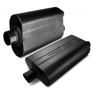 Flowmaster® - Super 50 Series Delta Flow™ Gray Exhaust Muffler