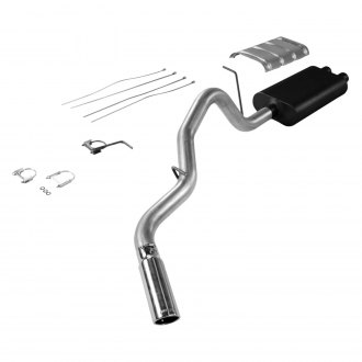 Flowmaster® - American Thunder™ Cat-Back Exhaust System