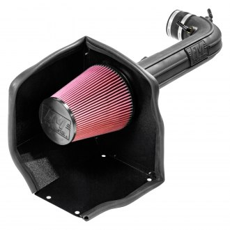 Flowmaster® - Delta Force® Cross-Linked Polythylene Black Cold Air Intake System