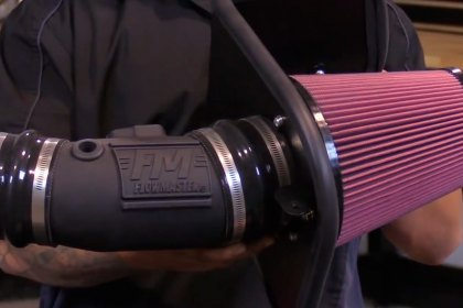 615145 - Flowmaster® Delta Force™ Air Intake System Video (Full HD)