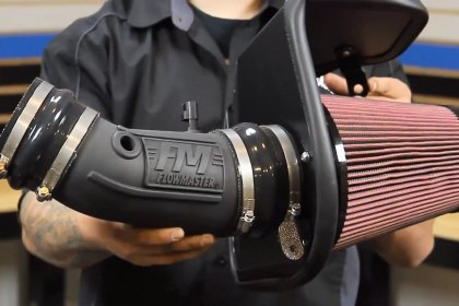 615139 - Flowmaster® Delta Force™ Air Intake System Video (Full HD)