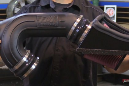 615136 - Flowmaster® Delta Force™ Air Intake System Video (Full HD)